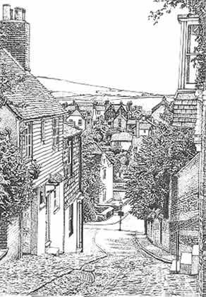 Thumbnail image - Keere Street Lewes