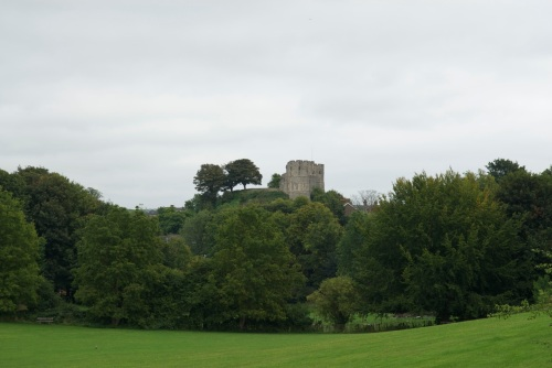 George_Cade_Lewes_Castle