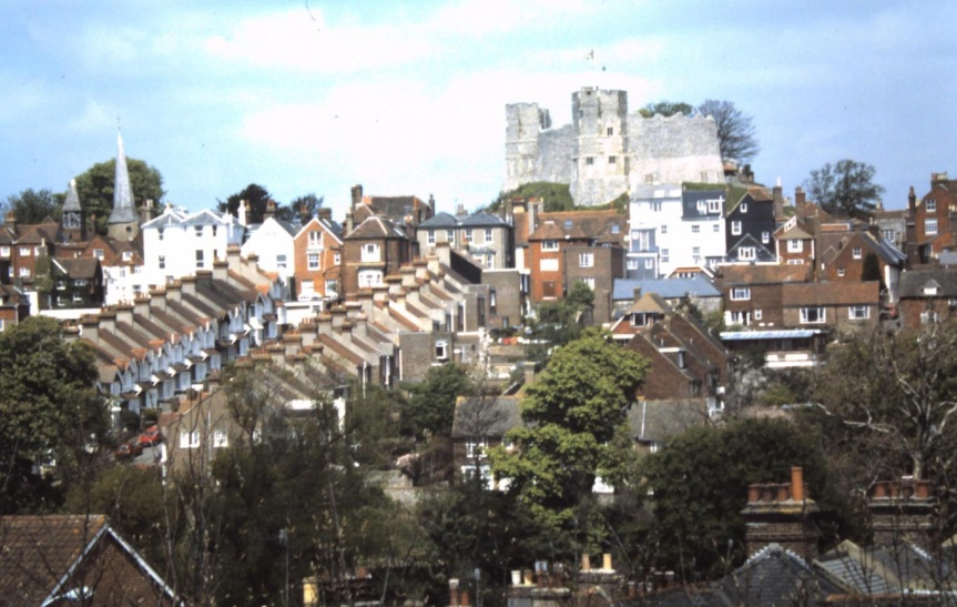 John_Houghton_photo_Lewes_Castle