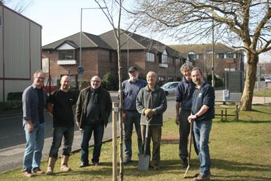 FOL Tree Planting 20_150308