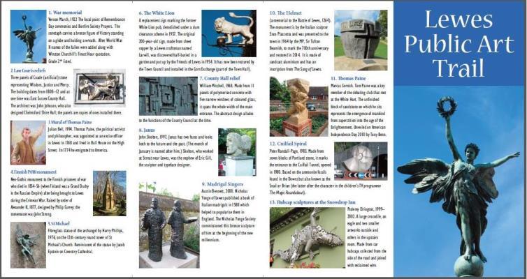 Lewes Public Art Trail