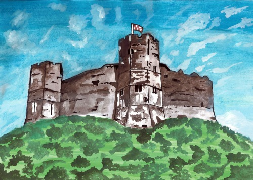 Anwesha Maiti Lewes Castle