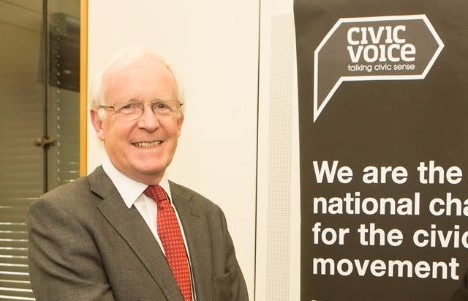 Freddie Gick of Civic Voice