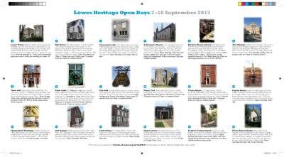 Lewes HOD 2017 leaflet