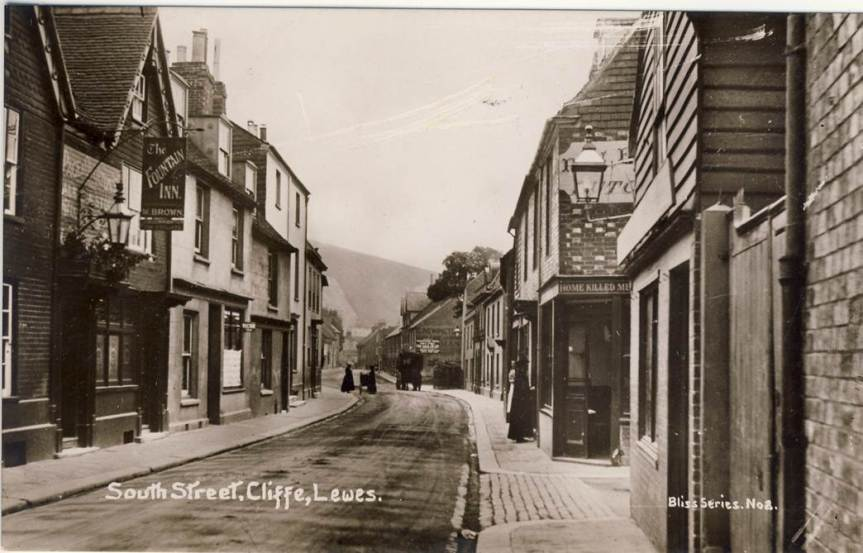 South Street, Cliffe, Lewes