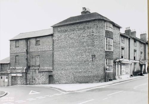 Corner of North Street and East Street Lewes_LMS16