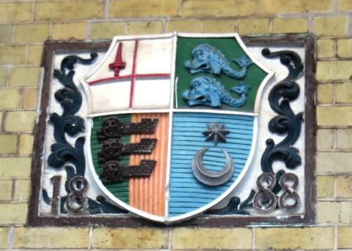 Lewes Rail Companies crest
