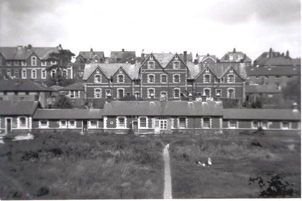 Lewes Workhouse