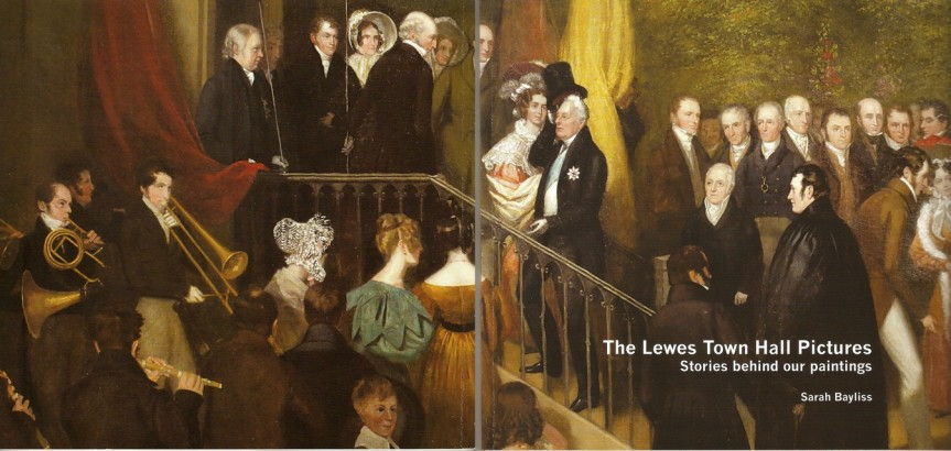 Bayliss - Lewes Town Hall Pictures