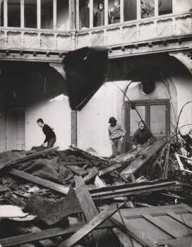 Saving Fitzroy House, Lewes