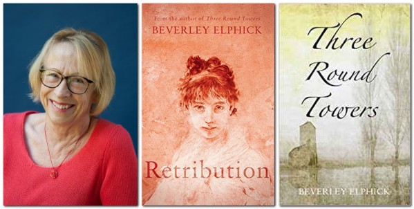 Beverley Elphick and novels set in Lewes