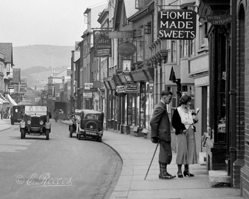 Lewes High Street, Tom Reeves talk