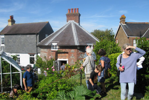 Lewes Heritage Open Days 2019 visitors