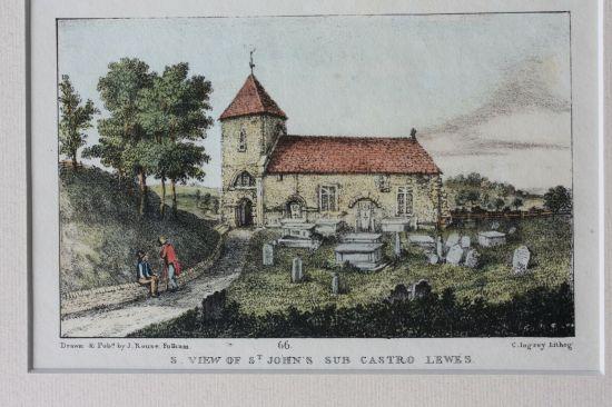 St John-sub-Castro, Lewes, James Rouse