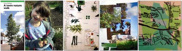 Lewes Design a Nature Trail Competition winners