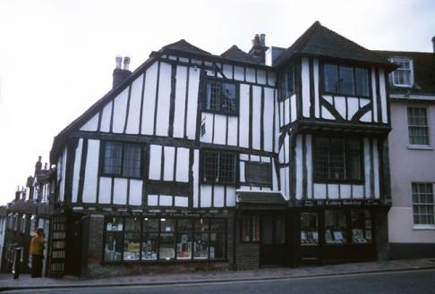 Fifteenth Century Bookshop, Lewes