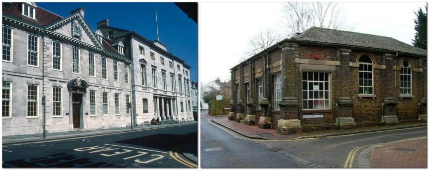 Lewes Crown Court, and Turkish Baths