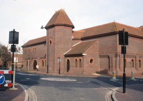 Lewes Magistrates' Courts