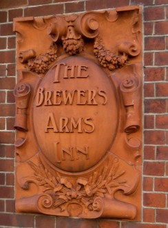 Terracotta at Brewers Arms, Lewes